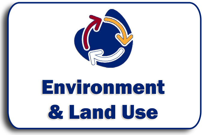 Environmental and Land Use Graphic
