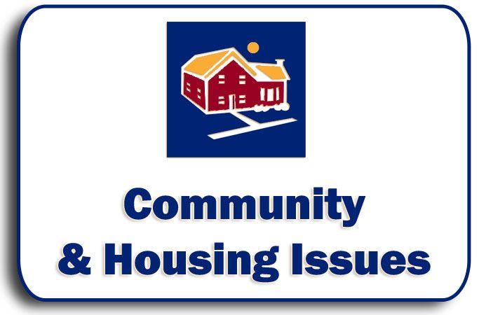 Housing & Community Issues